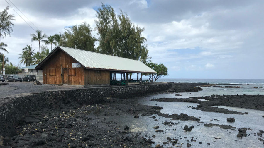 Miloliʻi Beach Park Improvements Planned,  Draft EA Posted