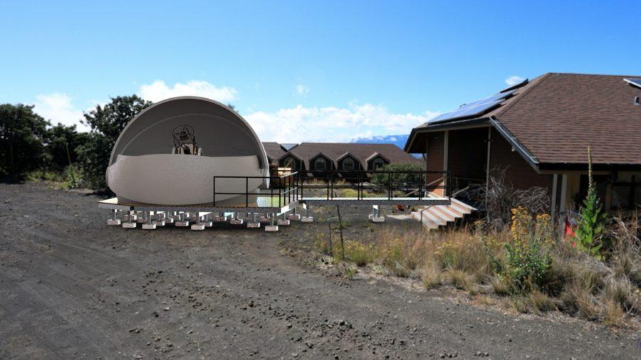 VIDEO: Location Chosen For Student Telescope On Mauna Kea, As Hōkū Keʻa Removal Planned