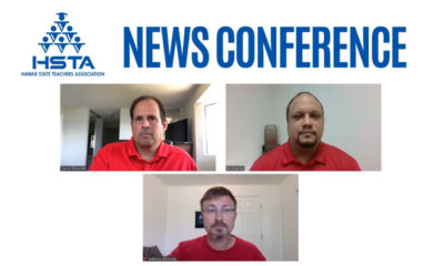 VIDEO: HSTA Raises Alarm Over COVID-19 Notifications In Schools, DOE Responds