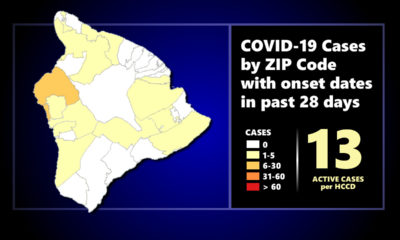 Hawaiʻi County Civil Defense Thursday Morning COVID-19 Update