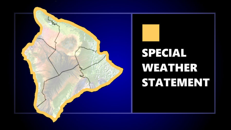 Special Weather Statement Warns Of Nuisance Coastal Flooding