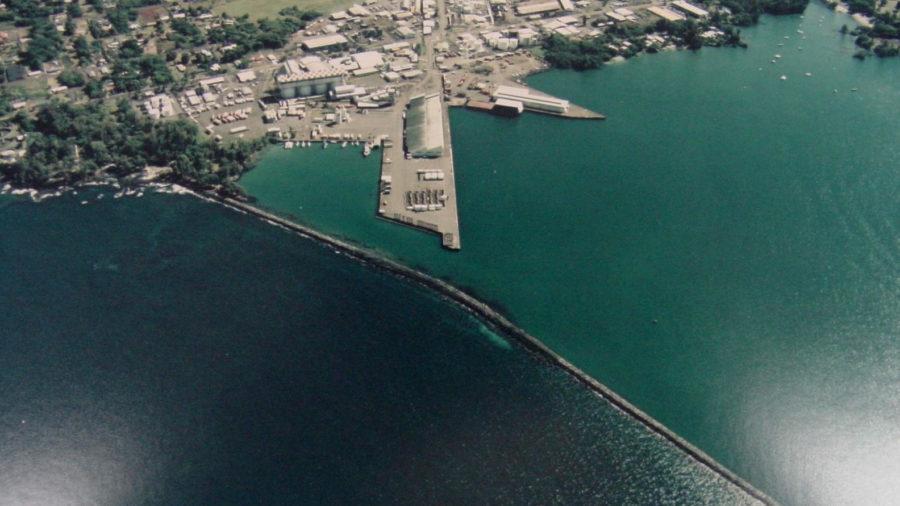 Hawaiʻi County Supports Hilo Bay Breakwater Study