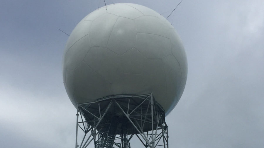 VOLCANO WATCH: The Doppler Radar In Kaʻū Is More Than A Weather Radar