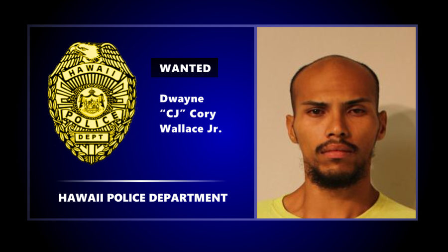 Police Update On Wanted Puna Murder Suspect