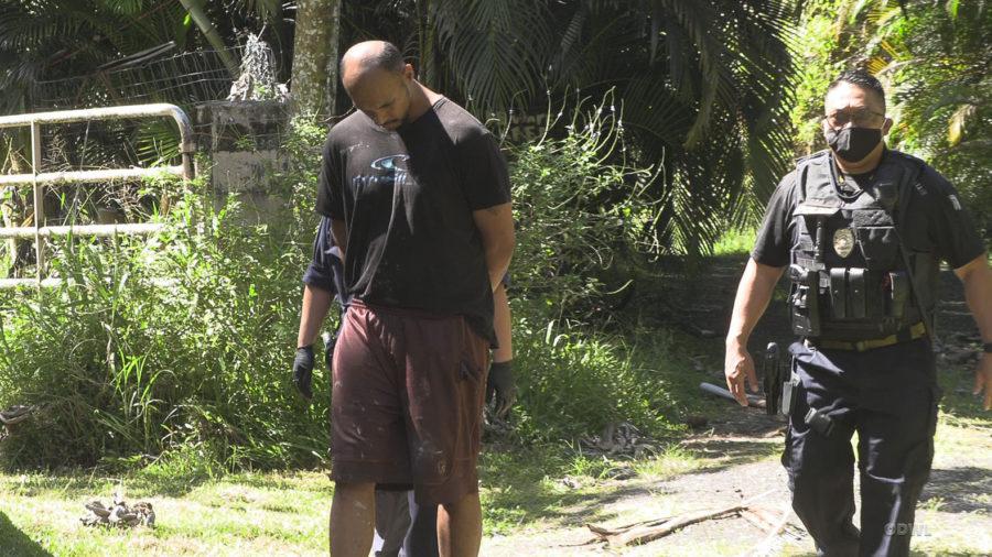 Police Arrest Puna Murder Suspect In Orchidland