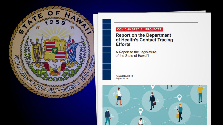 Auditor Slams State For Lack Of Transparency On Contact Tracing