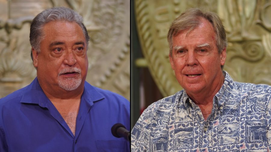 Two Hawaiʻi State Department Heads Stepping Down