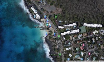 High Bacteria Advisory For Magic Sands Beach In Kona