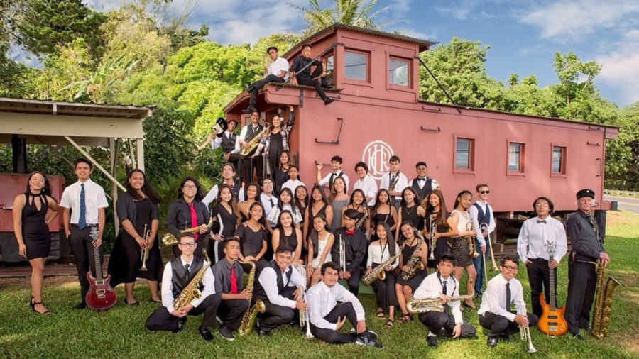 Honokaʻa Jazz Band Records Album From Pandemic Hideaway