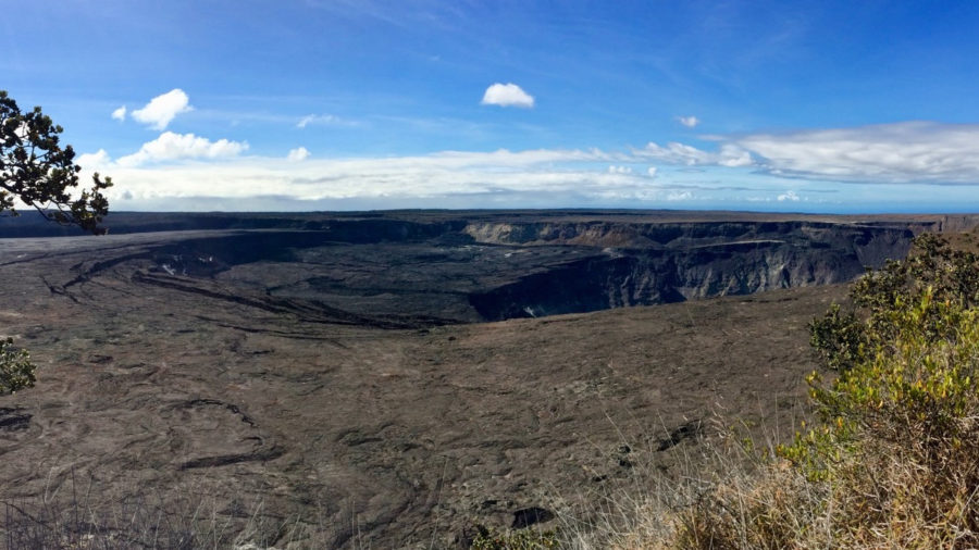 VOLCANO WATCH: Under Kilauea Summit, 80% Of Magma Still In Reservoir