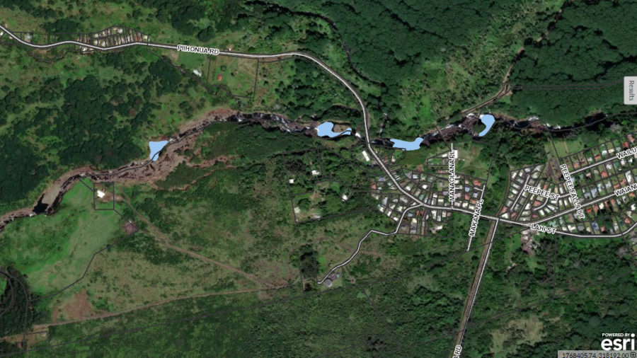 """Narnia"" Area In Hilo Now Closed Due To Large Group Gatherings"