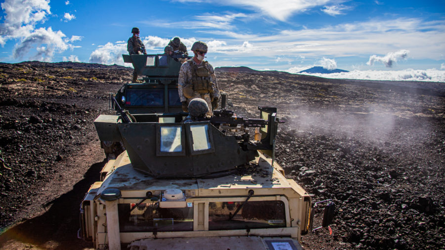 Pohakuloa Training Area Notice: EIS Being Prepared To Retain State Lease