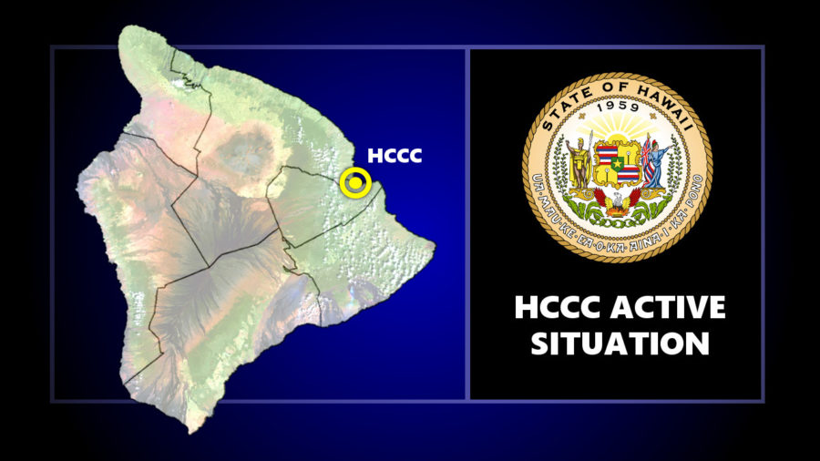 Riot Reported At HCCC: Inmates Set Fire, Barricade Door