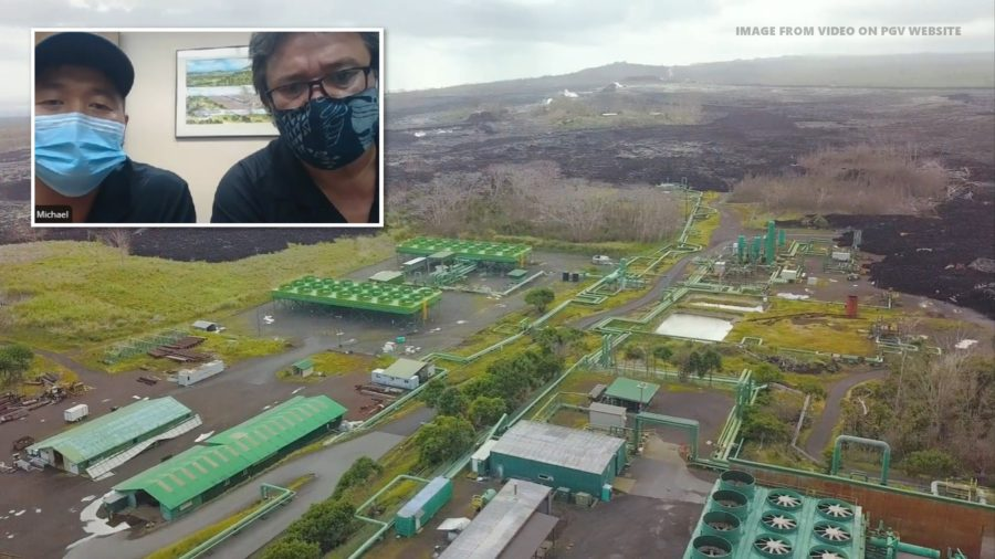 VIDEO: Puna Geothermal Officials Take Questions Online