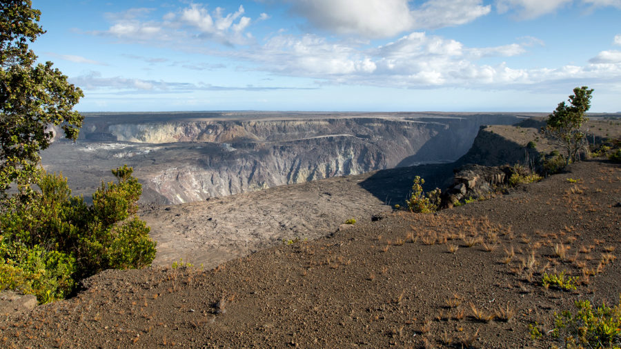"VOLCANO WATCH: Kilauea Summit Collapse ""Profound, But Not Permanent"""