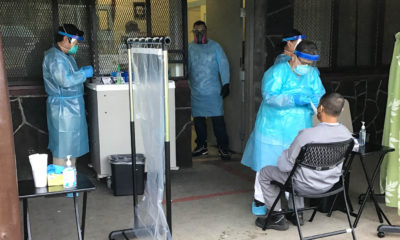 Mass COVID-19 Testing At Kulani Correctional Facility