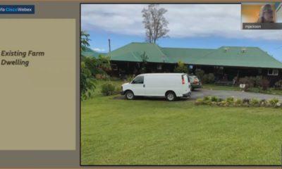 VIDEO: Kona Coffee Farm Wedding Permit Decision Deferred