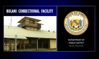 All Kulani Inmate COVID Tests Return Negative