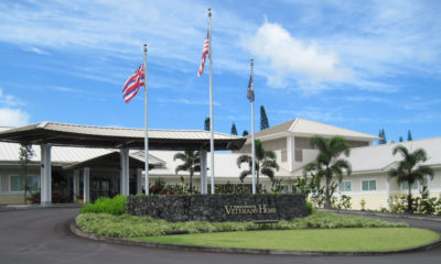 Management Changed At Hilo's COVID-Ravaged Yukio Okutsu Veterans Home