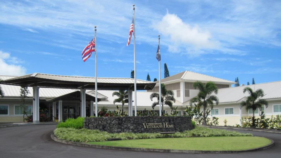 Management Changed At Hilo's COVID-Ravaged Yukio Okutsu Veterans Home