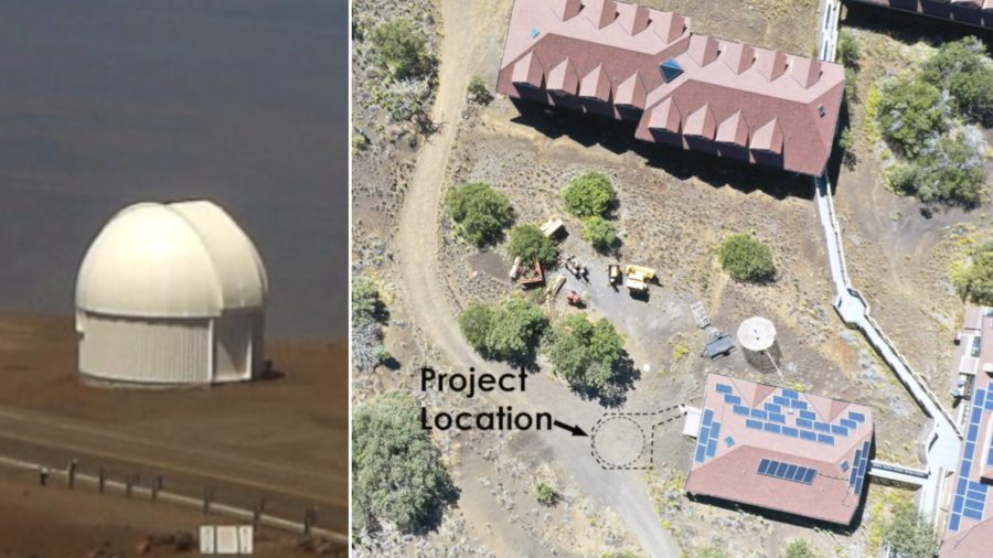 Virtual Open House On UH Hilo Telescope Proposed For Halepōhaku On Maunakea