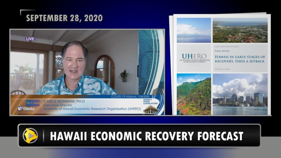 VIDEO: Hawaii Faces Delayed Economic Recovery