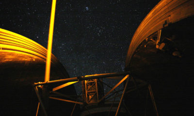Keck's Upgraded Adaptive Optics System A First For Science
