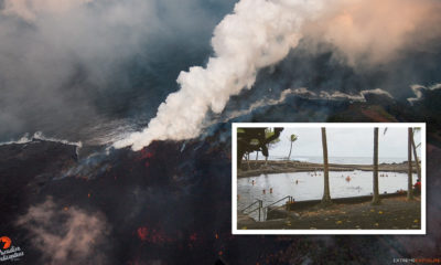 $2.2 Million For Ahalanui Park, Taken By Lava In 2018