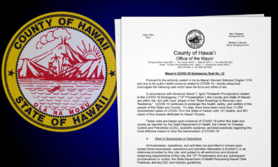 New Hawaiʻi Island COVID Rule: Beach Parks Reopen, Quarantine Clarified