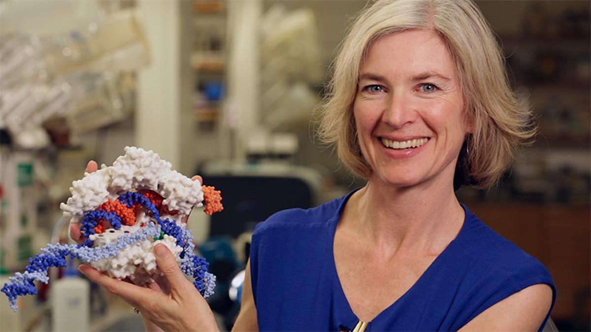 Hilo Grad Jennifer Doudna Wins 2020 Nobel Prize In Chemistry
