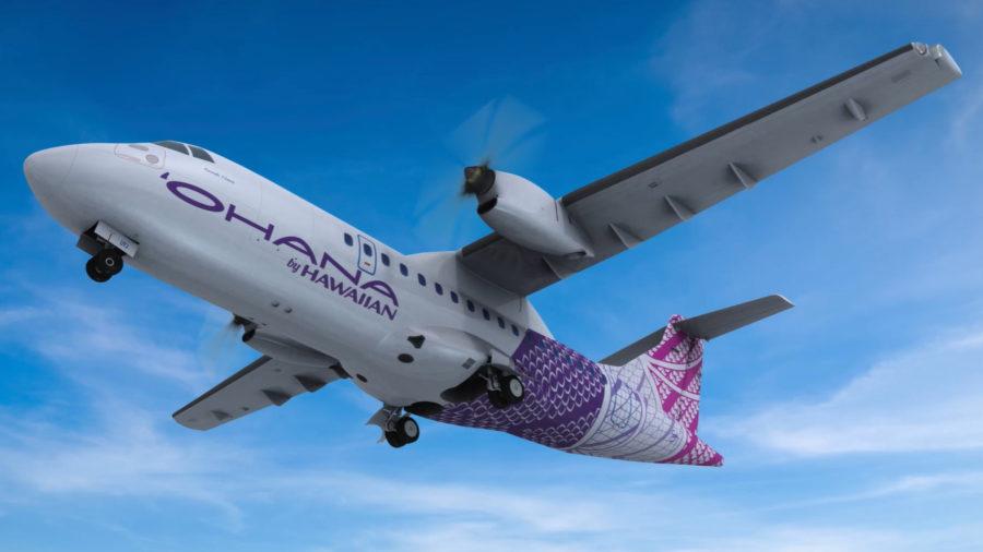 Hawaiian Airlines Suspends 'Ohana by Hawaiian Service
