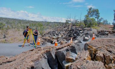 VOLCANO WATCH: Scientists Measure Koaʻe Fault System On Kilauea