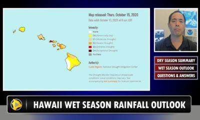VIDEO: Hawaiʻi Wet Season Outlook, La Niña Forecast