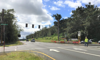 New Traffic Light At Shipman Business Park Activates This Week