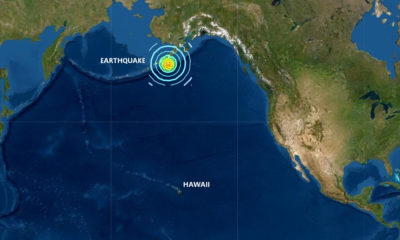 Tsunami Warning After Alaska Earthquake, Late Advisory Issued For Hawaiʻi