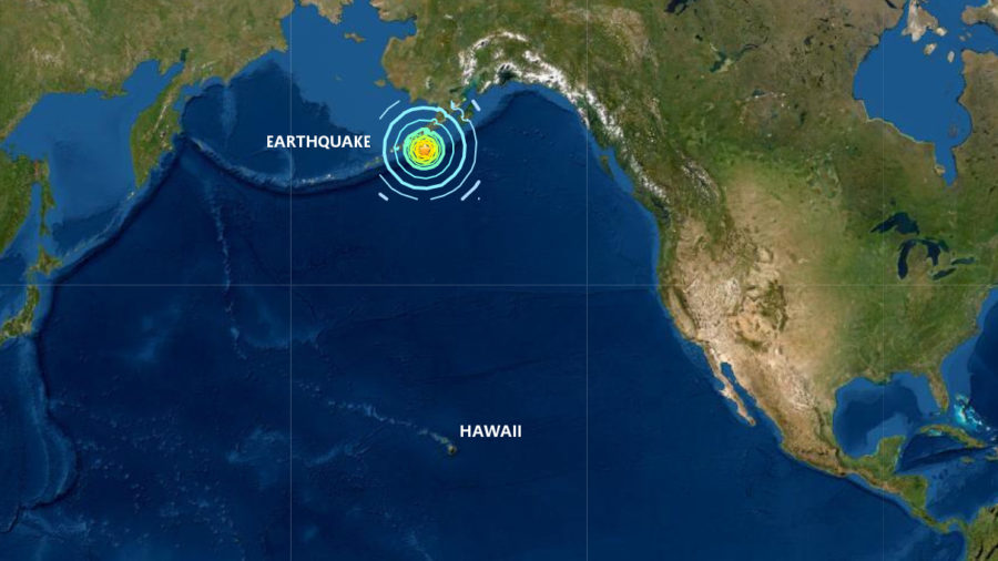 Tsunami Warning After Alaska Earthquake, No Threat To Hawaiʻi