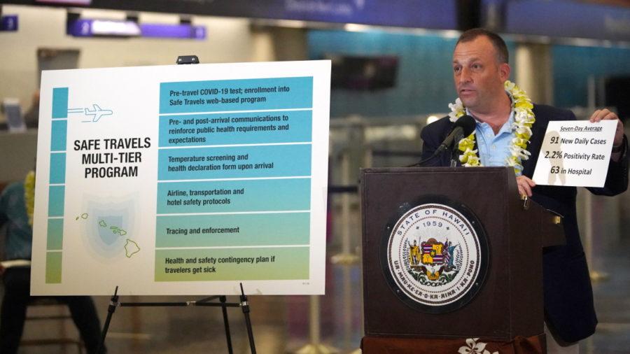 Hawaiʻi Pre-travel Testing Program Expands To Japan