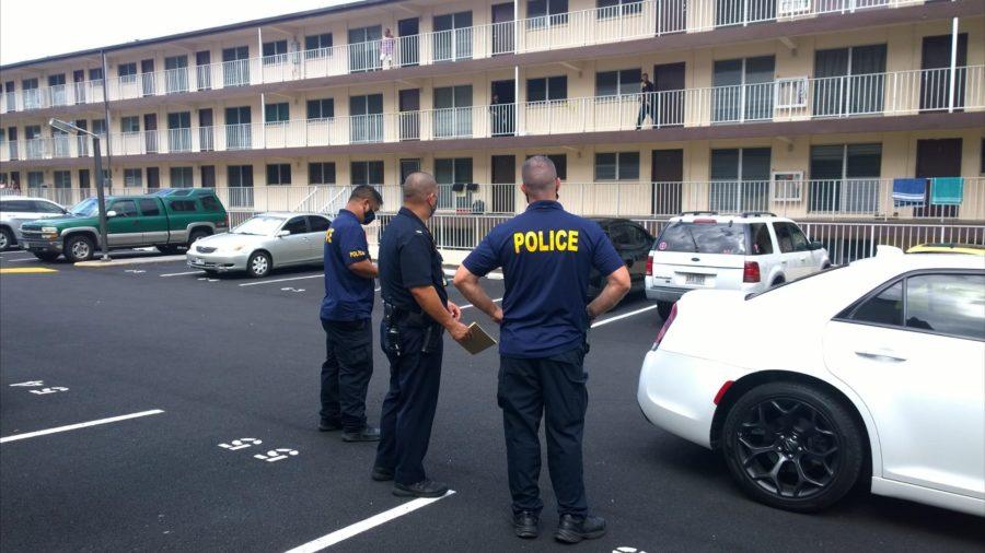 Deadly Stabbing In Hilo, Suspect In Custody
