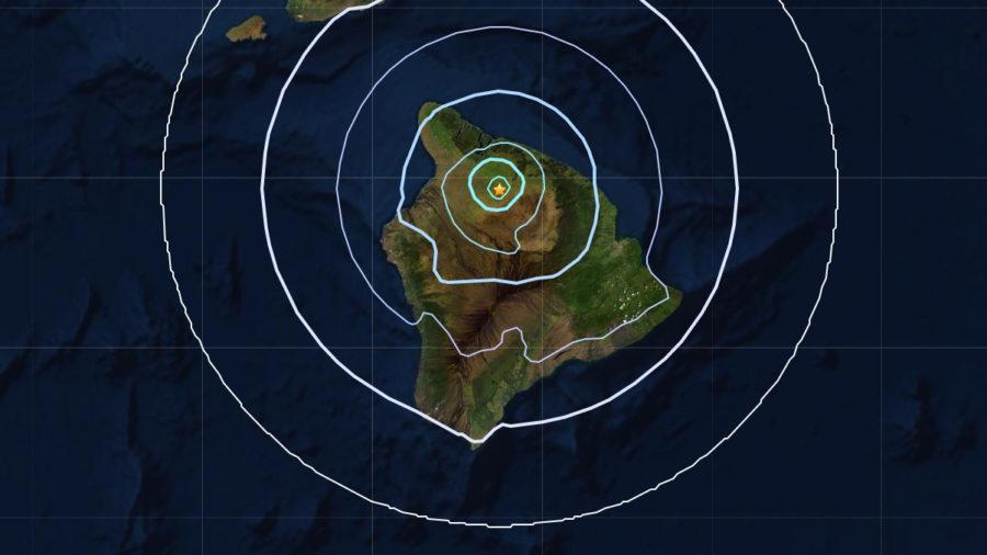 Earthquake Under Maunakea Shakes North Hawaiʻi