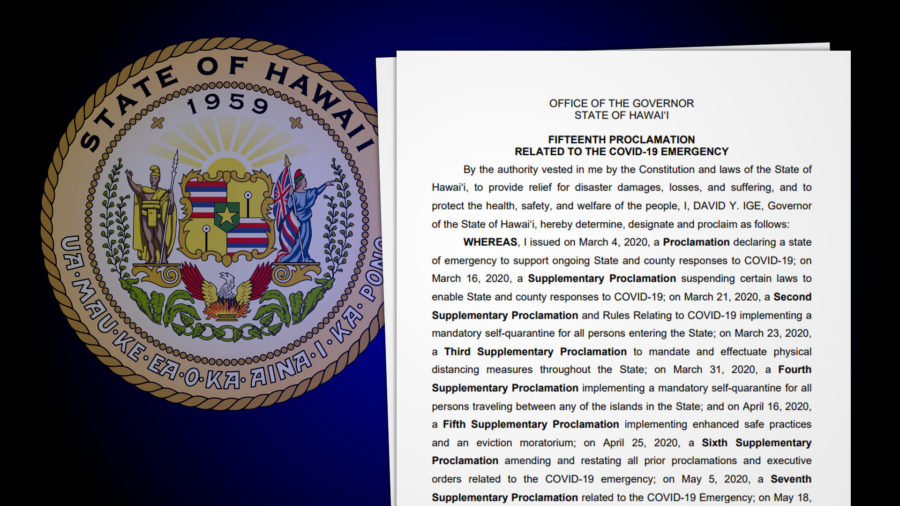 Governor's New COVID-19  Rules Clarify Mask Mandate
