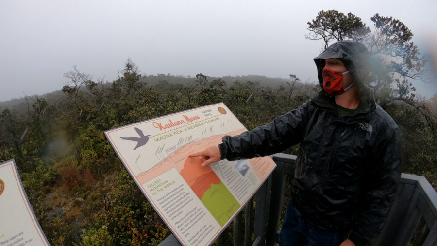 New Nature Trail Opens Off Saddle Road On Hawaii Island