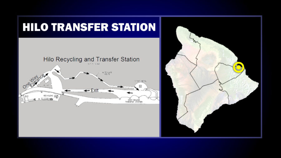 Changes Coming To Hilo Transfer Station