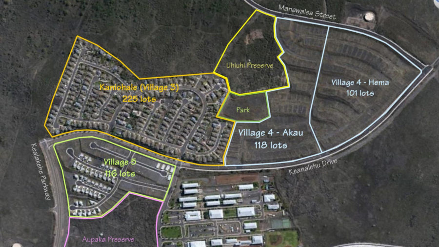 Construction Begins On 60 Homes In Laʻi ʻŌpua