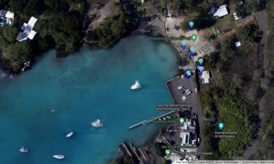 High Bacteria Count Advisory For Keauhou Bay