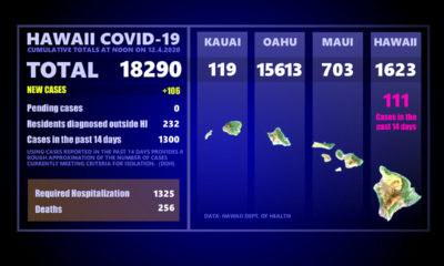 Hawaii Island COVID-19 Friday Update: 11 New Cases