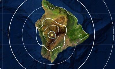 Magnitude 4.1 Earthquake Under Mauna Loa Shakes Hawaiʻi Island