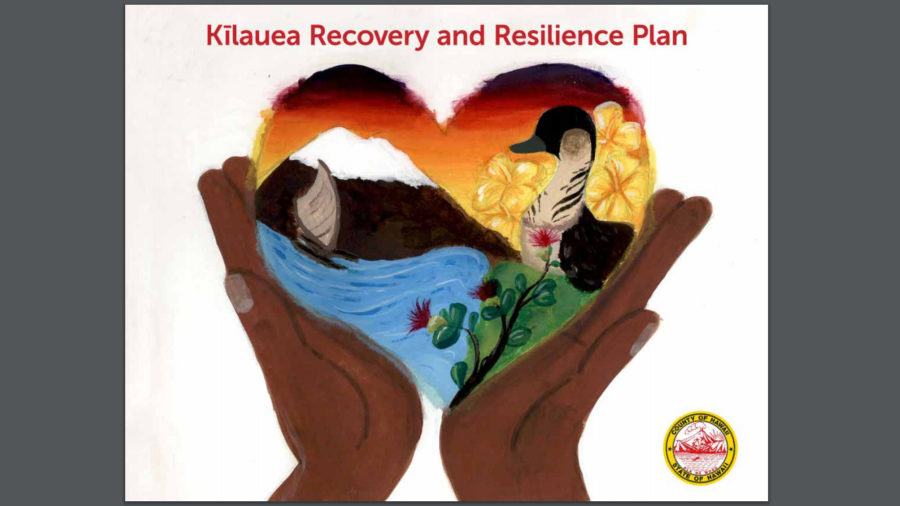 Kilauea Recovery Effort Continues With More Funding, Plans Finalized