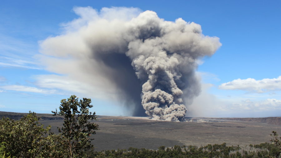 VOLCANO WATCH: When Rocks Fly