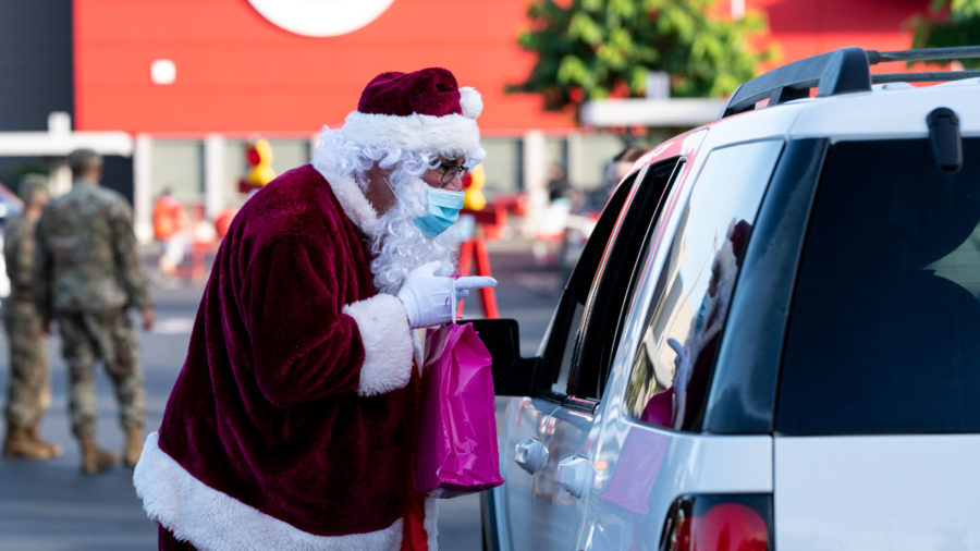 Heroes & Helpers 2020 Event Held In Hilo Target Parking Lot