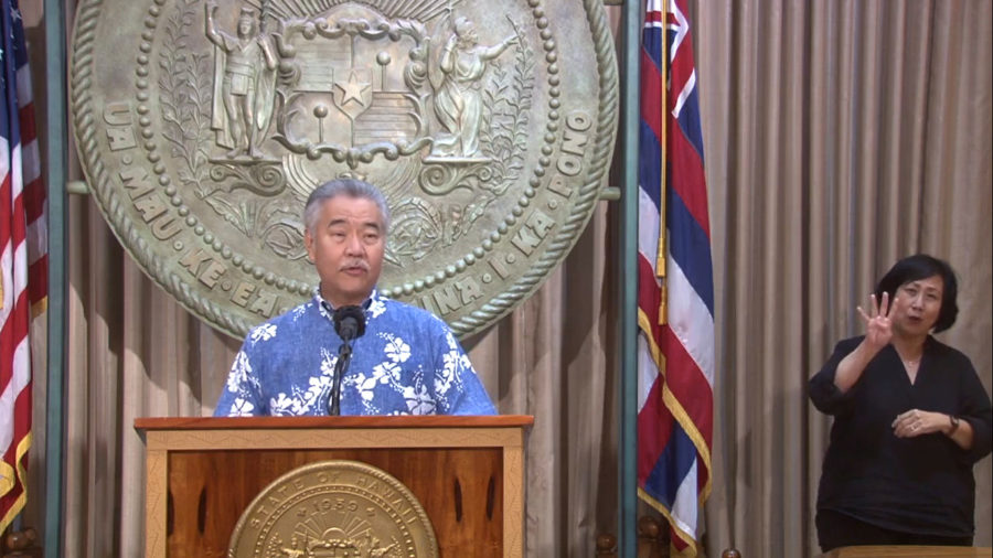 Hawaii State Employees To Be Furloughed Starting January 1